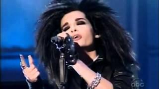 Monsoon @Jimmy Kimmel - Tokio Hotel