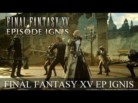 【FF15 DLC】エピソードイグニス [FINAL FANTASY XV Episode Ignis]