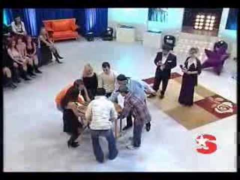 Mentalist Enis Talas Uçan Masa (floating Table)