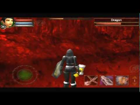 Earth and Legend by DVide Art [Final Boss Gameplay] iPhone 4S