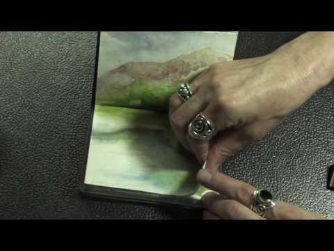 Katherine Liontas-Warren: Memories of Landscapes Journal