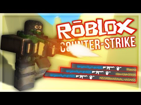 COUNTER-STRIKE KIDS EDITION (ROBLOX CS:GO)