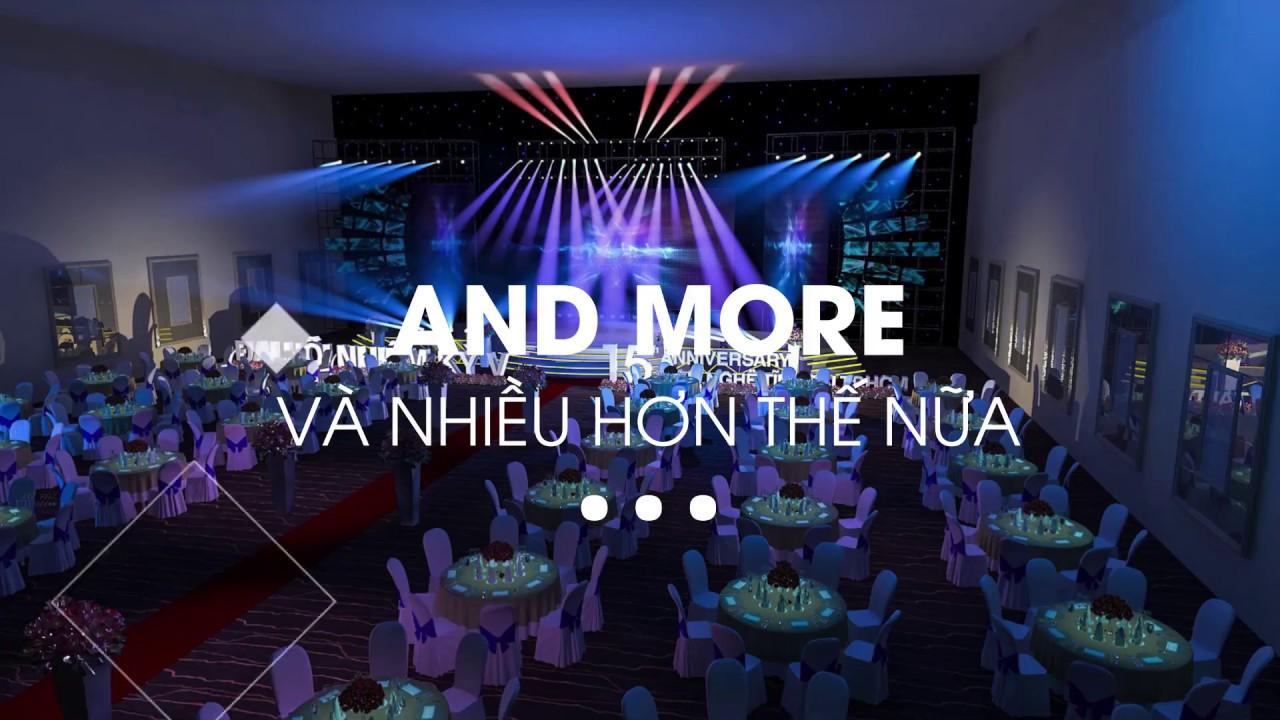 Công ty tổ chức sự kiện – truyền thông Phan Đăng