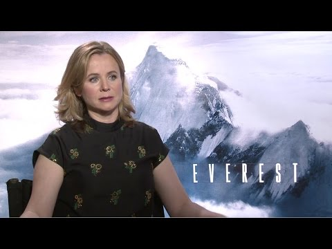 Emily Watson - Everest Interview HD