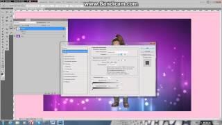 Видео-урок,как сделать тень в Photoshop'e Cs5 для новичков ;)