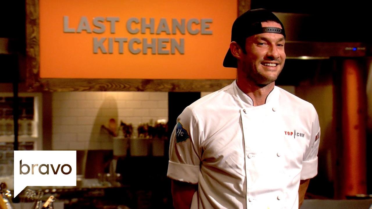 Last Chance Kitchen: Sam Talbot Exit Interview (Season 14, Episode 4 ...