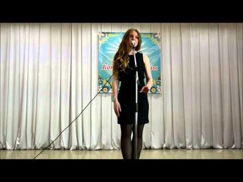 Анастасия Савельева - Визитка на конкурсе красоты МИСС ИЭУ 2016