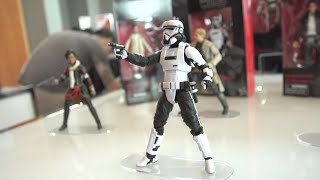 Hasbro Star Wars, Marvel, and Transformers Toys, Plus Breakfast! - Comic Con 2018