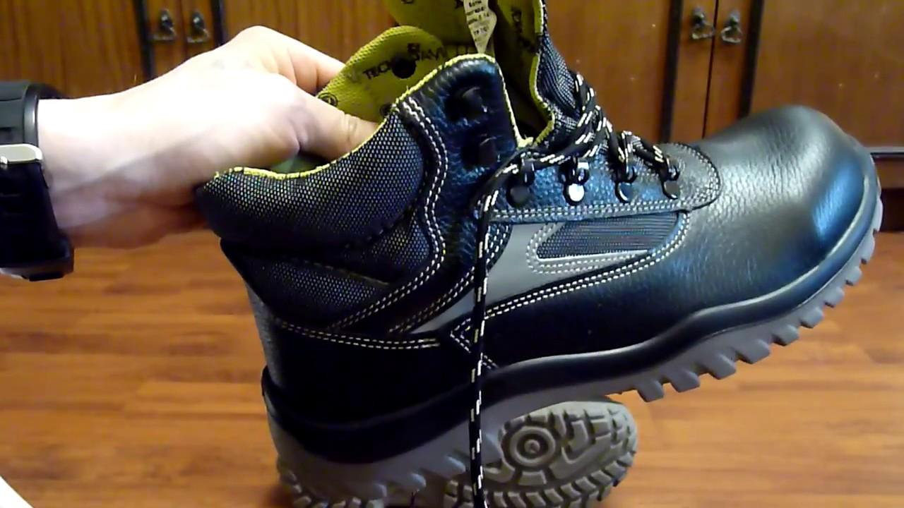 c30801d7e ботинки рабочие Неогард-лайт от Техноавиа - YouTube