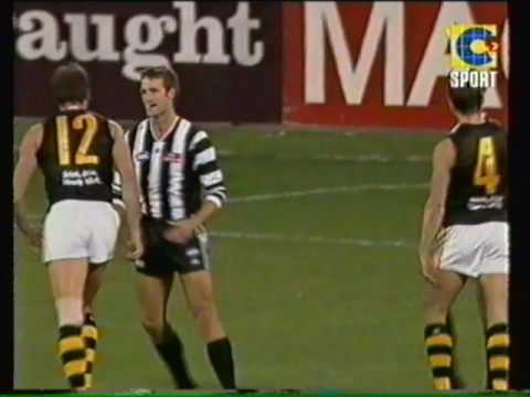 2001 AFL Round 4 - Collingwood vs Richmond