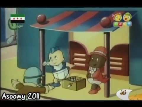 افلام كرتون قناة بسمة