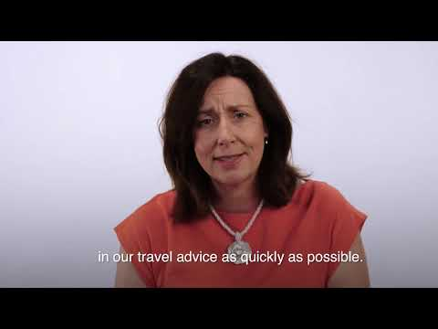 Travel Advice For British Nationals
