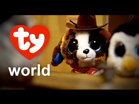 "Ty World Beanie Boos YouTube web series: episode 1 ""The Western"""