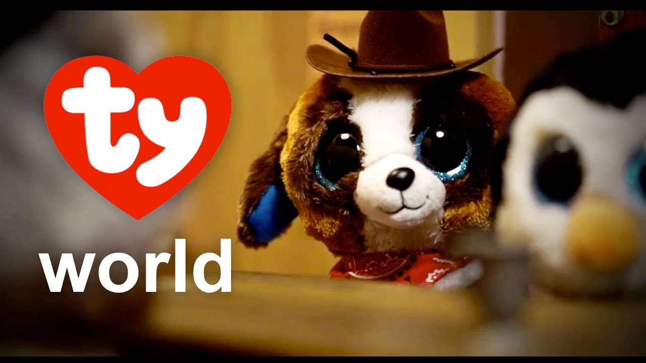 42a0f220f72 Ty World Beanie Boos YouTube web series  episode 1
