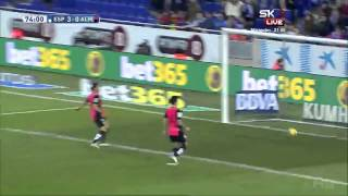 Video Gol Pertandingan Espanyol vs Almeria