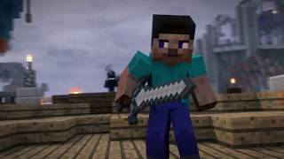 REALISTIC MINECRAFT IN REAL LIFE IRL ANIMATION 2 Best Hot Real Life In Minecraft Animation