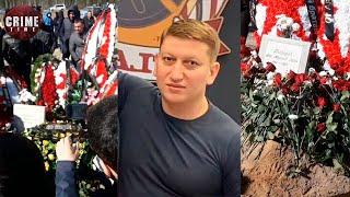 Убитый в Москве вор в законе Альберт Рыжий похоронен в Петербурге