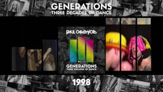Paul Oakenfold - Generations - Three Decades Of Dance  (Out Now)