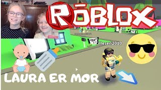 ROBLOX-how to become parents-Laura's mother