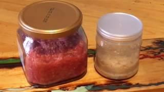 Хреновина/ Васаби по-русски/ Хрен столовый с солеными помидорами/ горлодёр/ хренодёр/ и просто хрен