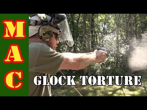 Reliability Test! Glock