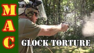 Reliability Test! Glock 17 9mm