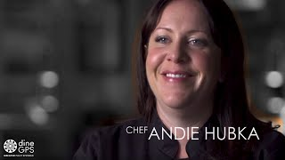 Chef Andie Hubka brings ingredients to life