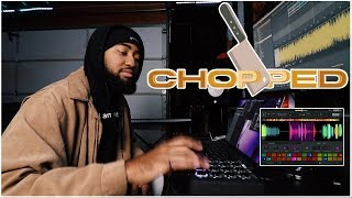 How to chop samṗles with ease (Soul sampled boom bap vibes)