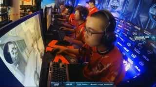 Asian CS: GO: myRevenge vs Skyred Back to Back 1 vs 2 Clutches at ESL One Cologne Asian Qualifier