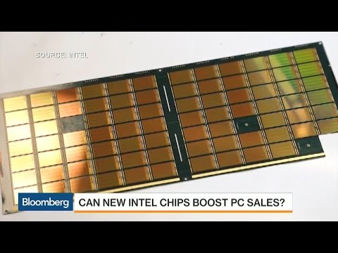 Intel Rolls Out Faster Chip to End Sales Slide
