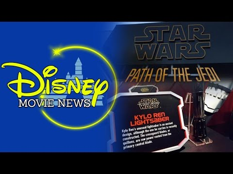 Season of the Force, Good Dinosaur Reviews, Toy Story 4 Casting and More! - Disney Movie News Ep. 7