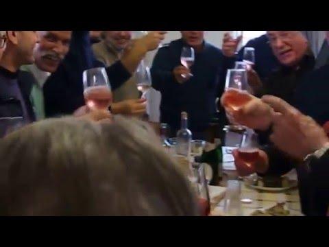 Cantina Spumante d'Araprì: Brindisi dei Confratelli del Bombino Bianco