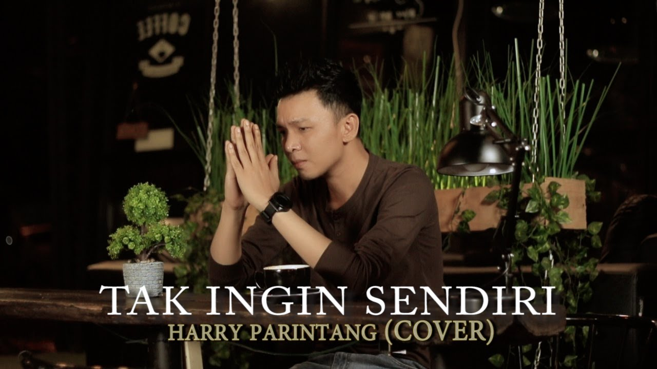 TAK INGIN SENDIRI DIAN PIESESHA - COVER BY HARRY PARINTANG