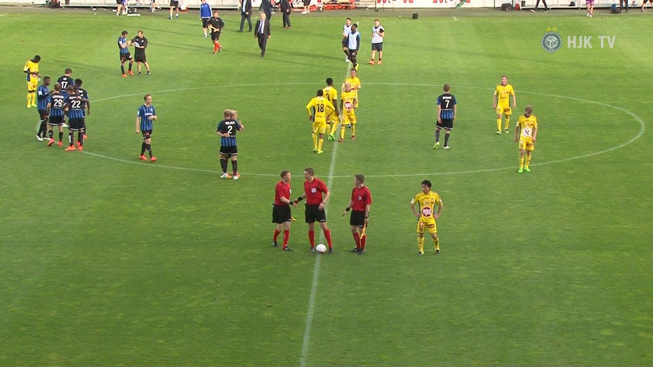 Inter Turku 3-0 HJK Helsinki
