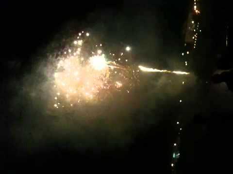 Bắn pháo Hoa ở Tuy Đức Đắk Nông