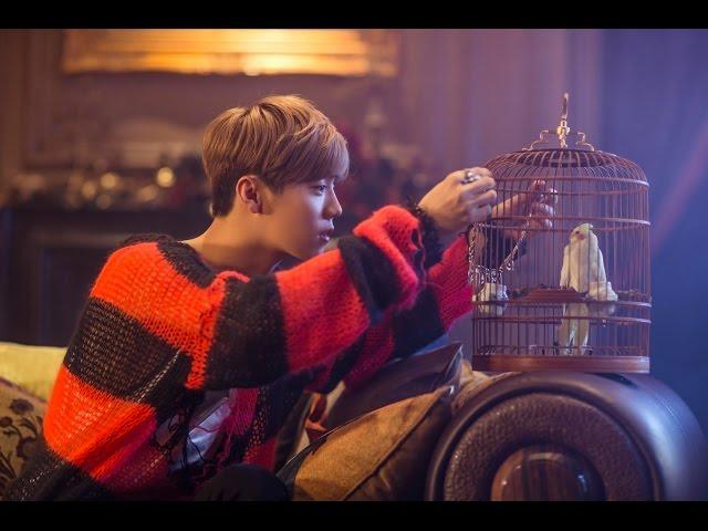 Luhan鹿晗《微白城市》WinterSong完整MV(英繁字幕)