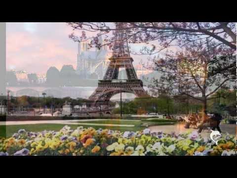 Melanie Miric - Es war Frühling in Paris 2012 HQ HD