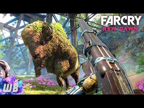 Far Cry New Dawn - HOW CAN THIS SHOTGUN BE SO BAD?! (Far Cry New Dawn Free Roam) #29 thumbnail