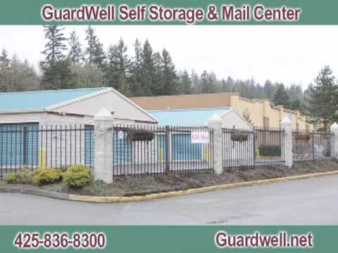 GuardWell Self Storage U0026 Mail Center, Redmond, WA   YouTube