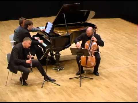 Ludwig van Beethoven: Trio Opus 11, third movement - Amber Coast Artists