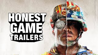 Honest Game Trailers | Call of Duty: Black Ops Cold War