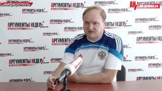 Интервью Владимира Хрюнова