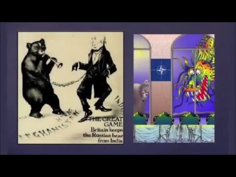 Gladio B -- The Battle For Eurasia -- James Corbett