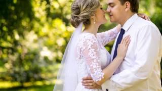 Свадьба Елены и Дениса. слайд-шоу