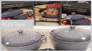 ALDI HAUL | Cookware, Clothing & More