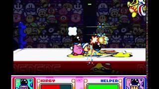 Nat & Jason Fight King Dedede (Kirby Super Star Clip)