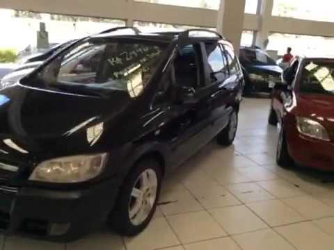 Chevrolet Zafira 2 0 Mpfi Elite 8v 4p 2007 Carros Usados E