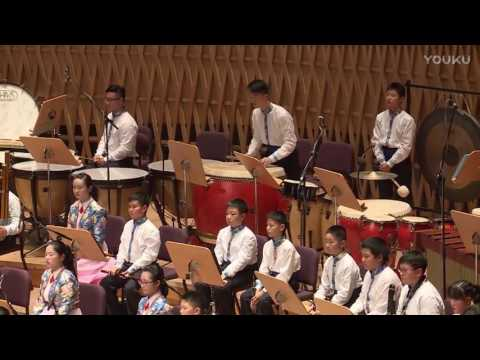 Ava Mountain —阿佤山 Shanghai Minhang Youth Chinese Traditional Orchestra