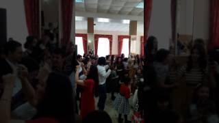 Современная песня на Лезгинской свадьбе в зале Альмаз
