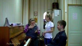 Урок вокала. Моя подружка - Гортань. Плоский и узкий звук (часть 1-я)